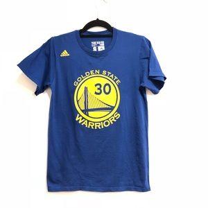 Adidas Golden State Warriors Curry t-shirt